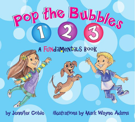 Pop the Bubbles 123 Cover